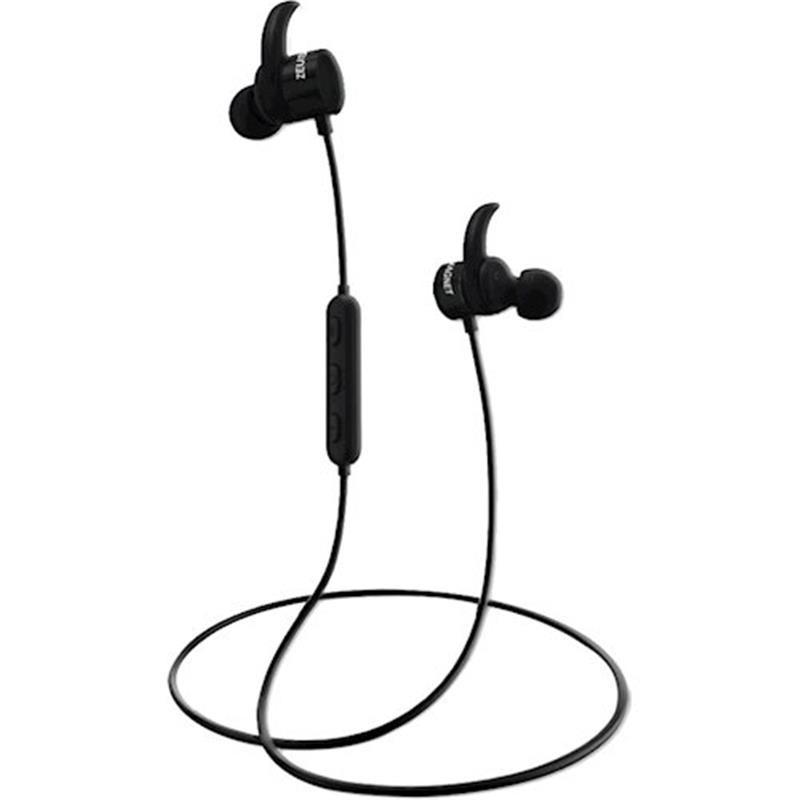 Bluetooth-гарнитура AirOn Zeus Magnet Black (6945545500232)