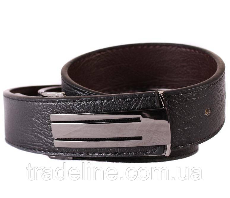 Ремень мужской Dovhani G301155188 110-120 см Черный
