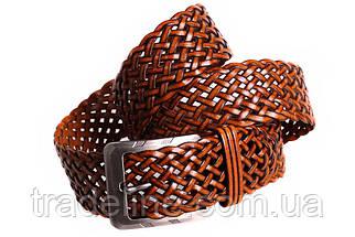 Ремень мужской Dovhani G304796192 110-120 см Коричневый, фото 2