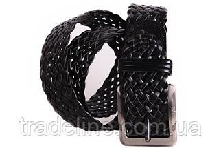 Ремень мужской Dovhani G304808193 110-120 см Черный, фото 3