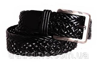 Ремень мужской Dovhani G304843196 110-120 см Черный, фото 3