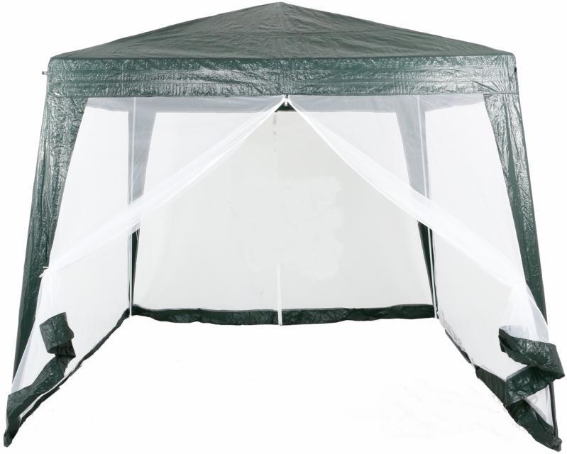 Павильон палатка шатер тент с москитной сеткой и молниями павільйон з москітною сіткою
