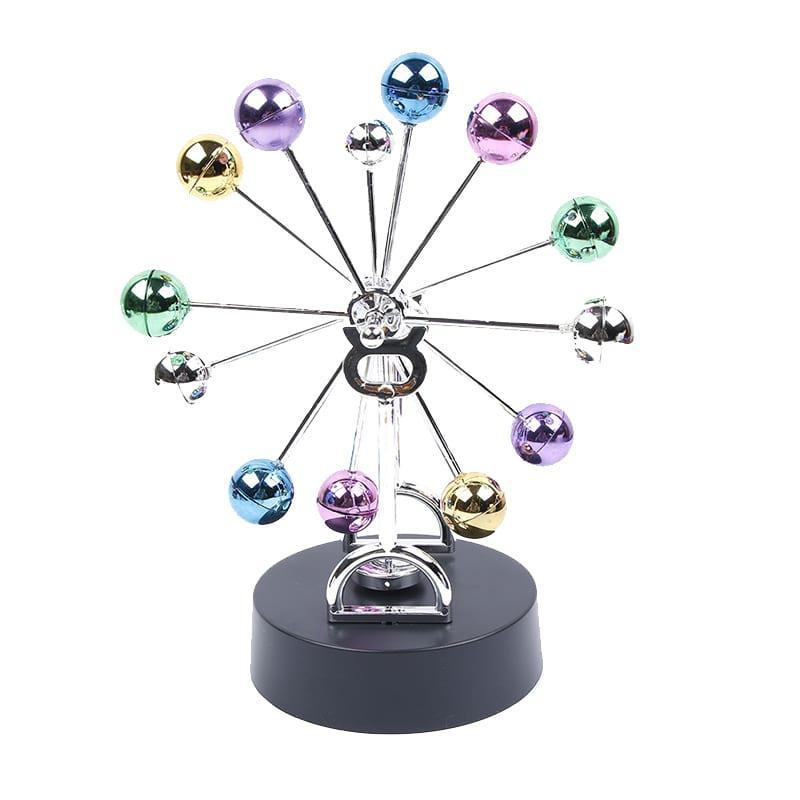 Настольный маятник Колесо Обозрения - 22х17х10,5 см (MN-16838)