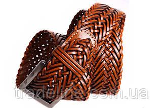 Ремень мужской Dovhani G304896200 110-120 см Коричневый, фото 2