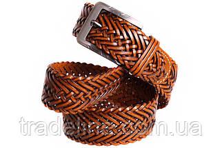 Ремень мужской Dovhani G304896200 110-120 см Коричневый, фото 3
