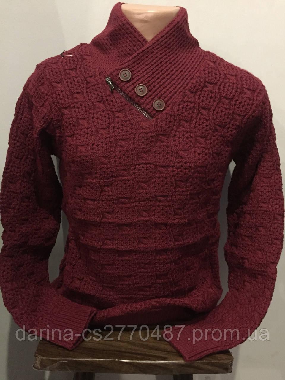 Теплый свитер для мужчины M,L,XL