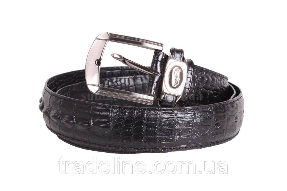 Ремень мужской Dovhani G230739226 110-120 см Черный