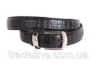 Ремень мужской Dovhani G230739226 110-120 см Черный, фото 2