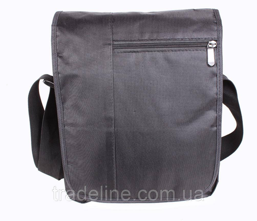 Сумка текстильная мужская Dovhani А4-LOF301913244 Черная
