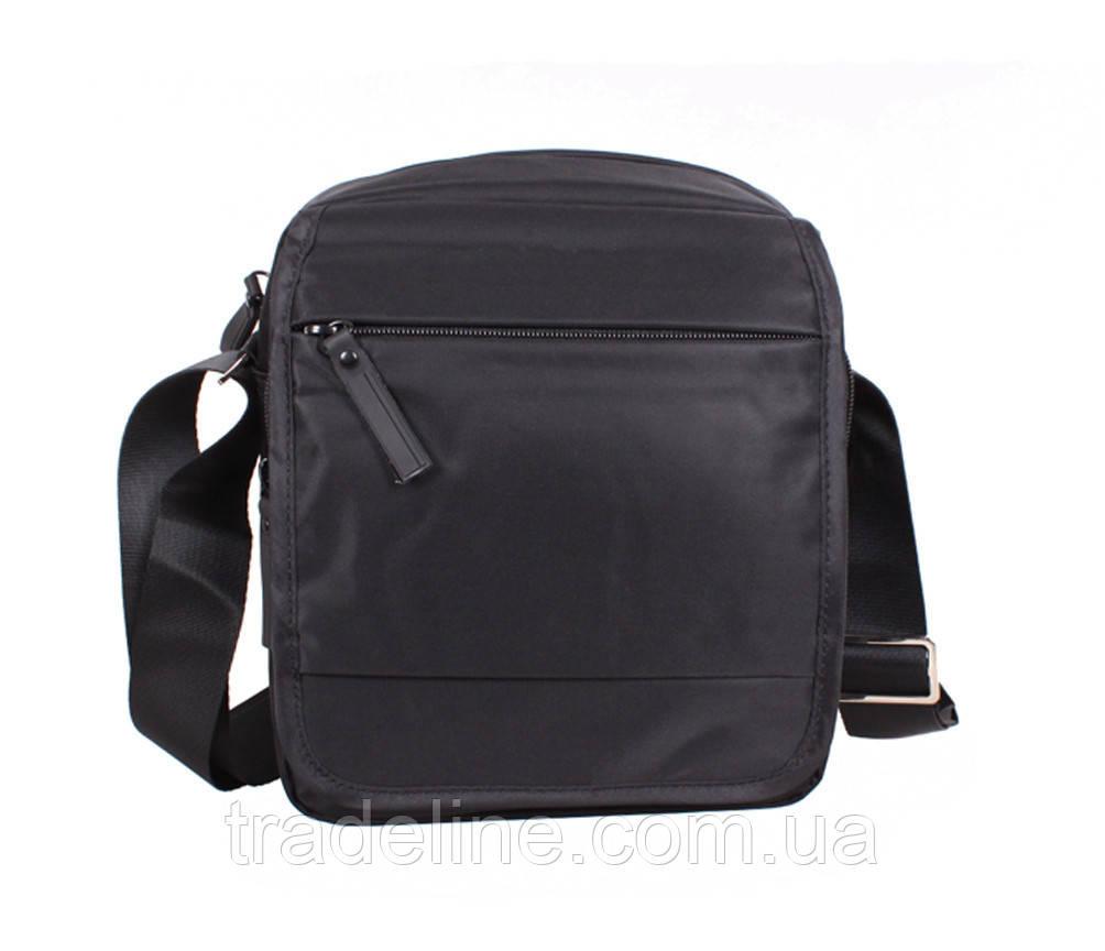 Мужская сумка текстильная Prima MP231-22BL284 Черная