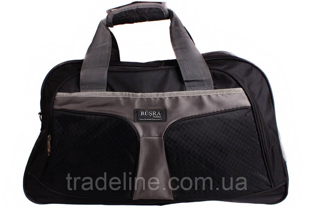 Дорожная сумка Busra VO8648290 Черная