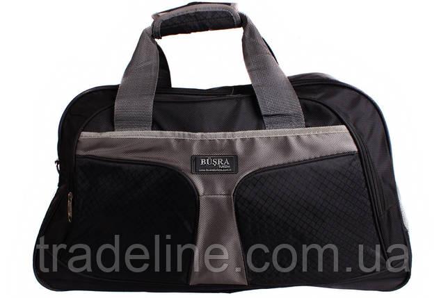 Дорожная сумка Busra VO8648290 Черная, фото 2