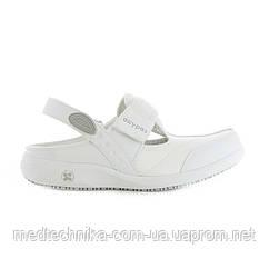 Медицинская обувь Oxypas Anais, белый, р.36-42