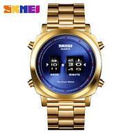 Skmei 1531 Gold-Blue