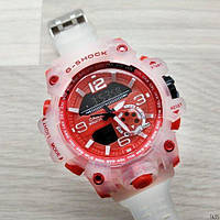 Casio G-Shock GG-1000 White-Red, фото 1