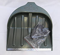 Лопата для уборки снега СВИТЯЗЬ малая с ручкой без черенка (упаковка 10 шт)