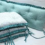 Бортики в детскую кроватку, фото 2