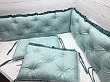 Бортики в детскую кроватку, фото 4