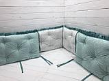 Бортики в детскую кроватку, фото 6