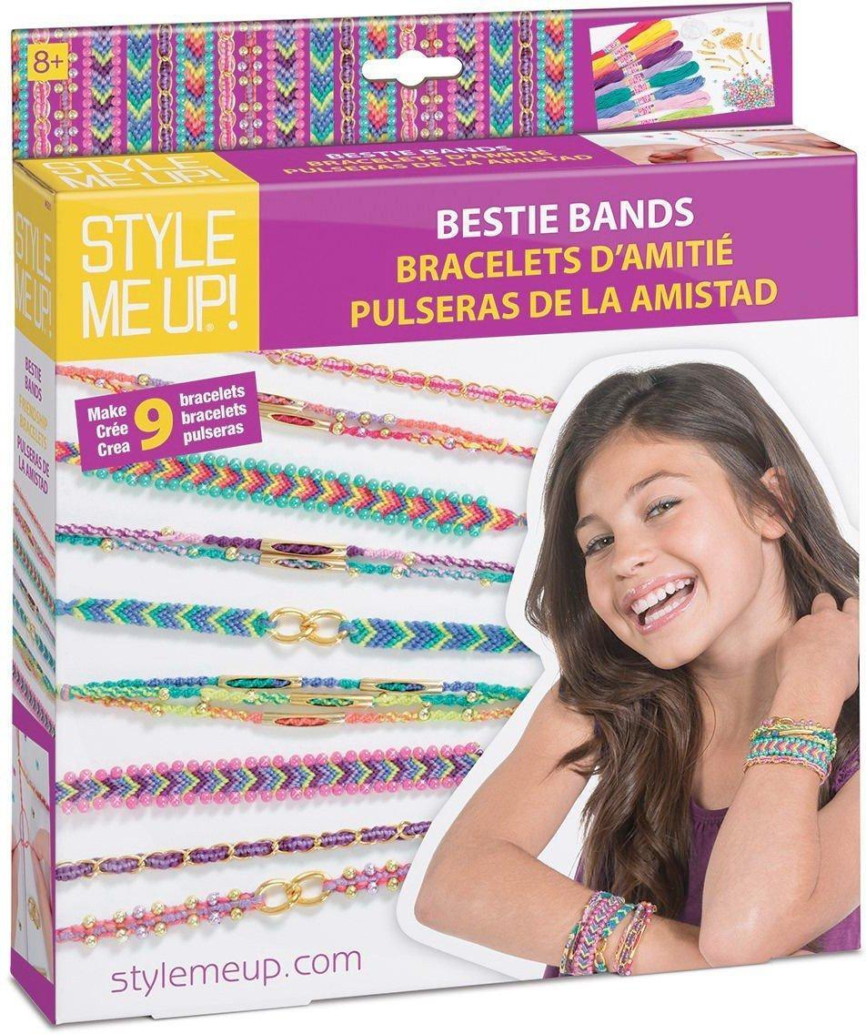 Набор для изготовления браслетов Bestie Bands. Wooky 00601
