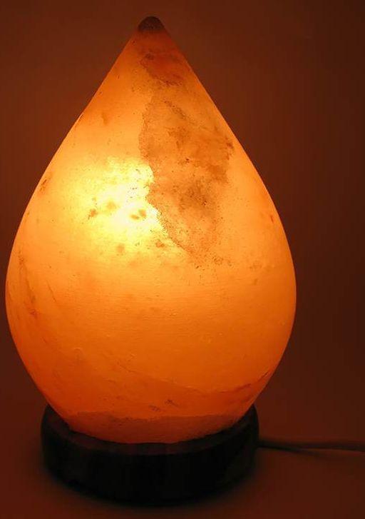 Соляна лампа Крапля 1,9 кг