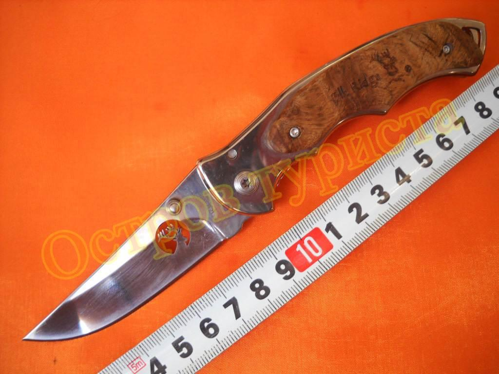 Нож складной Elk Ridge 519