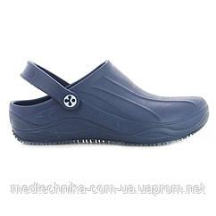 Медицинская обувь Oxypas Smooth, темно-синий, р.36-42