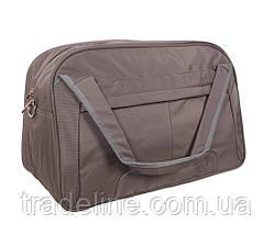 Дорожная сумка Nobol D1803-1GRAY340 Серая, фото 3