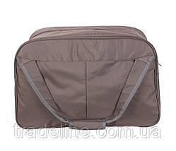Дорожная сумка Nobol D1803-1GRAY340 Серая, фото 2