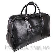 Дорожная сумка Dovhani 4299346 Черная, фото 2