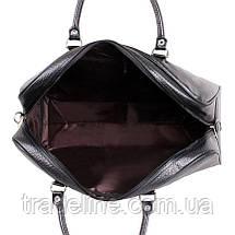 Дорожная сумка Dovhani 4299346 Черная, фото 3