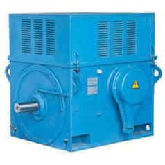 Электродвигатель ДАЗО4-400Х-4 400кВт/1500об\мин 6000В