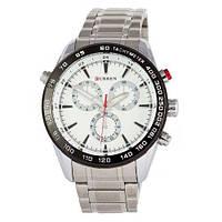 Curren Silver-White 8189-2
