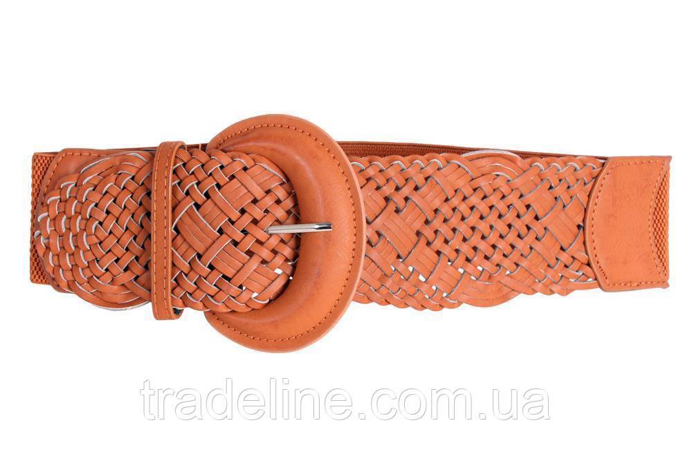 Женский пояс Dovhani PY222630364 95-120 см Коричневый