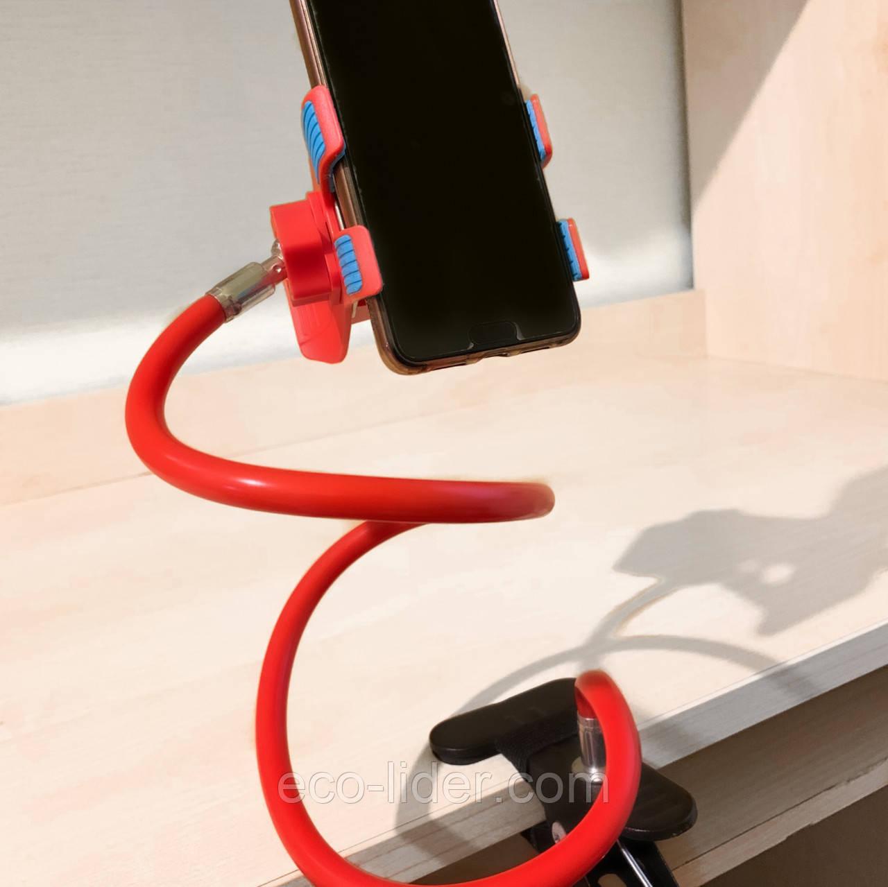 Гибкий держатель для телефона (усиленный) универсальный