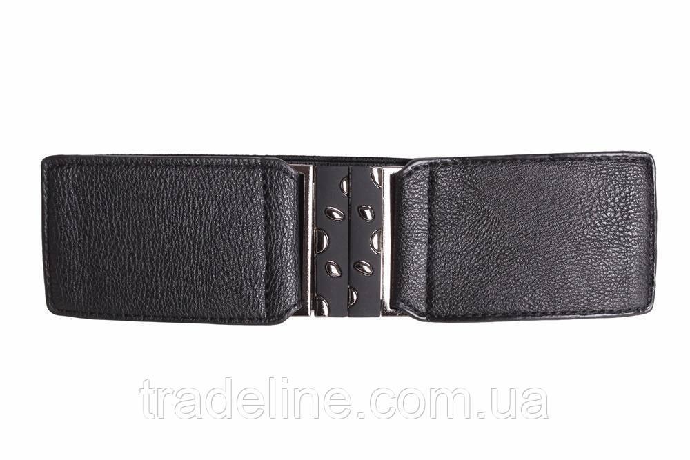 Женский пояс Dovhani PY262216387 95-120 см Черный