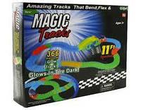 Игровой набор Мэджик Трек 2730 Magik Tracks 366 дет, в коробке 38*29*8,5 см