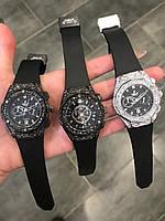 Женские часы 2Diamonds Silver-Black