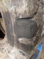 Ремонт грузовых и сельскохозяйственных  шин