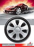 Колпаки колесные Racing R13, фото 2