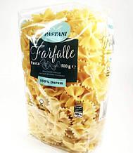 Макаронные изделия Pastani Farfalle бантики 500 г