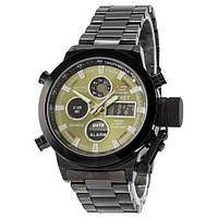AMST Metall Black-Green