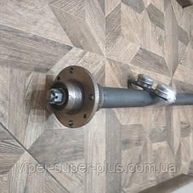 Балка АТВ-155 (01П) для прицепа усиленная со ступицами шплинтованными