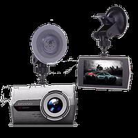 Видеорегистратор 2K, парктроник 4', камера зеднего вида