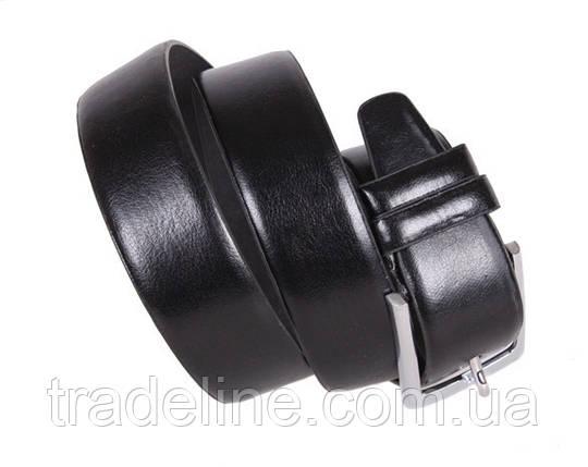 Мужской ремень Dovhani D070840418 115 см Черный, фото 2