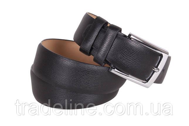 Мужской ремень Dovhani D330728432 115 см Черный, фото 2
