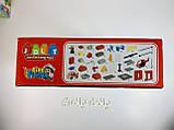 Конструктор JDLT 5155 Пожежна станція на 63 деталі аналог Lego Duplo, фото 2