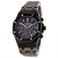 Audemars Piguet Royal Oak Chronograph Black-Blue