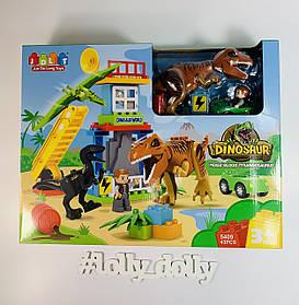 Дитячий конструктор JDLT 5409 Динозаври
