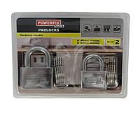 Набор замков(2 шт) Powerfix (HG00715A)
